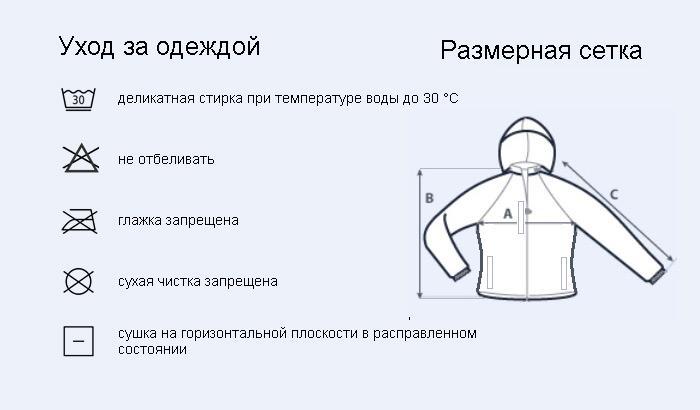 женская куртка с капюшоном материал софтшелл