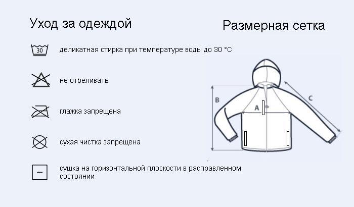 мужская куртка с капюшоном материал софтшелл