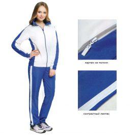 Женский спортивный костюм изображение