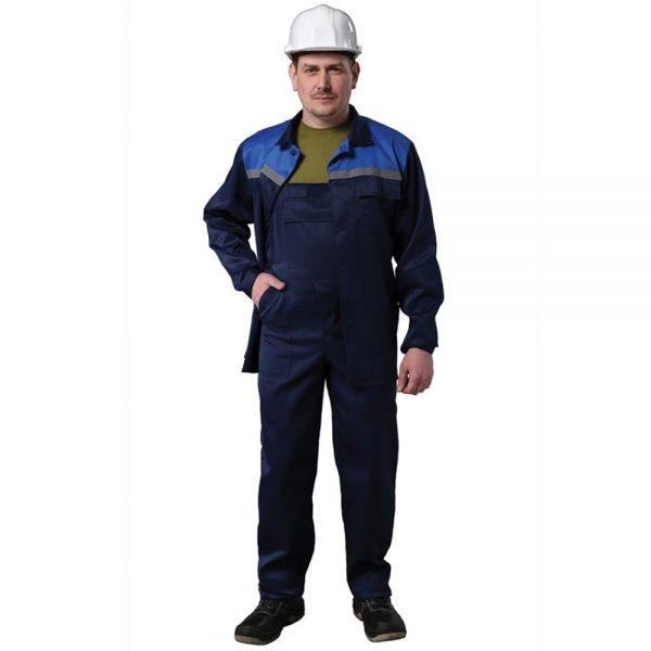 Костюм Производственник (куртка+полукомбинезон) СОП