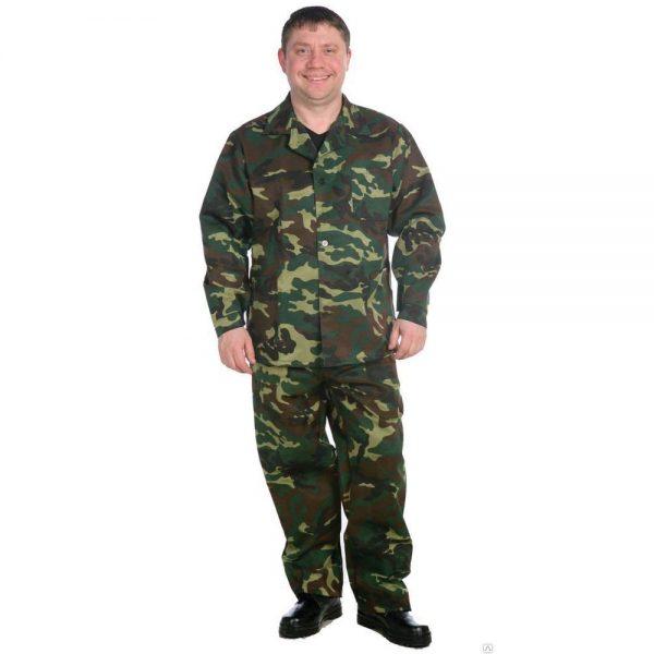 Костюм Рабочий КМФ (куртка+брюки)