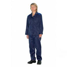 женский синий костюм Стандарт