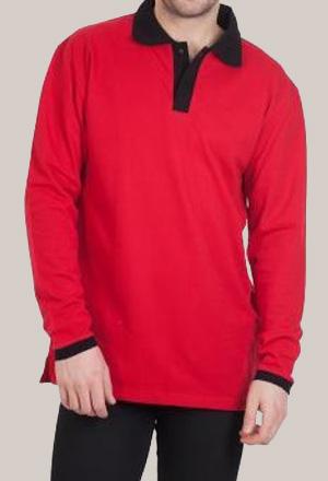 Рубашка-поло индивидуальный пошив