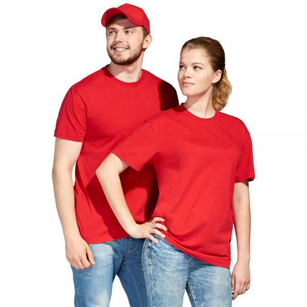 Универсальная футболка без боковых швов