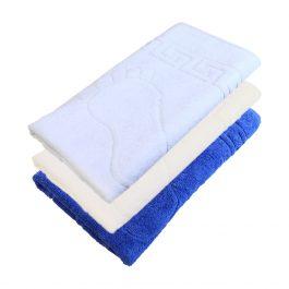 Отельное полотенце Ножки - общая