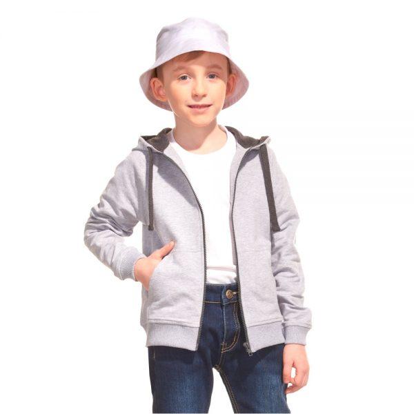 Панама для ребенка, цвет белый